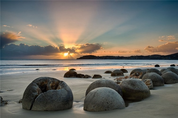 """Du lịch Việt Nam - Đắm chìm trong 16 thiên đường biển của quần đảo """"Tứ Bình"""""""