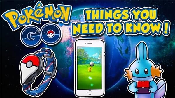 Pokémon GO phát triển thần kì chỉ sau một đêm phát hành. (Ảnh: internet)