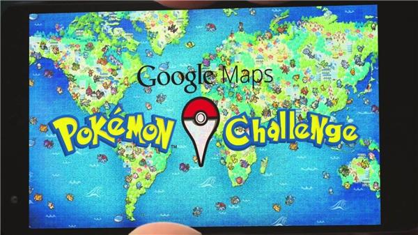 """Rất nhiều Pokémon xuất hiện trên bản đồ Google Maps trong ngày """"Cá tháng tư"""" năm 2014. (Ảnh: internet)"""