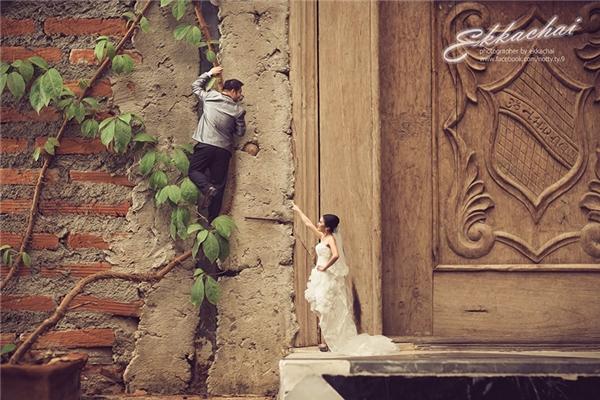 Ấn tượng bộ ảnh cưới