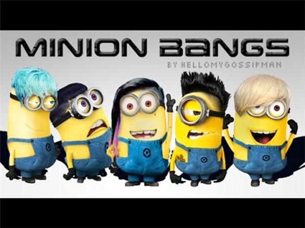 Big Bang là ban nhạc