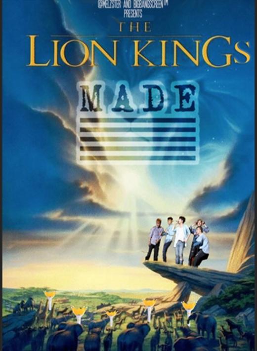 """Ngoài các phim dành cho người trưởng thành ra thì cả nhóm cũng từng tham gia bộ phim """"Big Bang: Vua của VIP""""."""