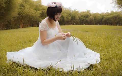 Nhân vật chính trong ảnh là chị Quỳnh. (Ảnh FB)