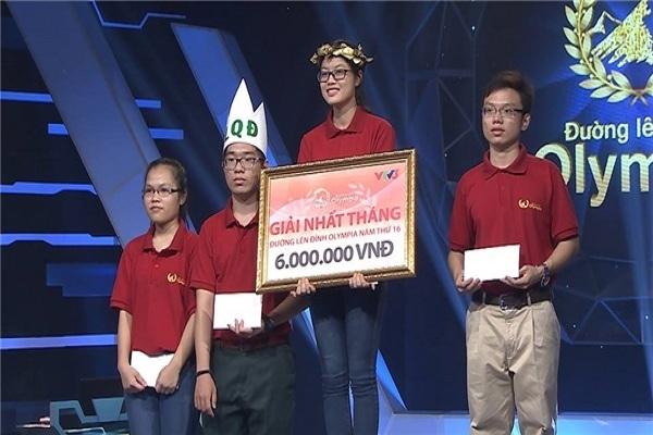 Màn chiến thắng vô cùng ấn tượng của Minh Huyền.