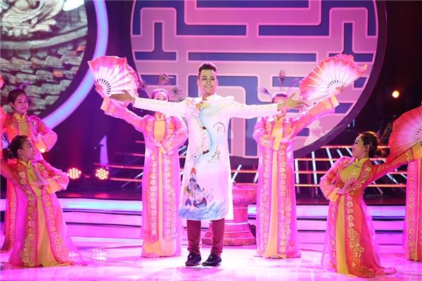 Phan Ngọc Luân đoạt giải 4 vì chưa đủ