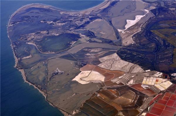 Và đây là xã Saintes-Maries-de-la-Mer thuộc miền nam nước Pháp.(Ảnh: Business Insider)