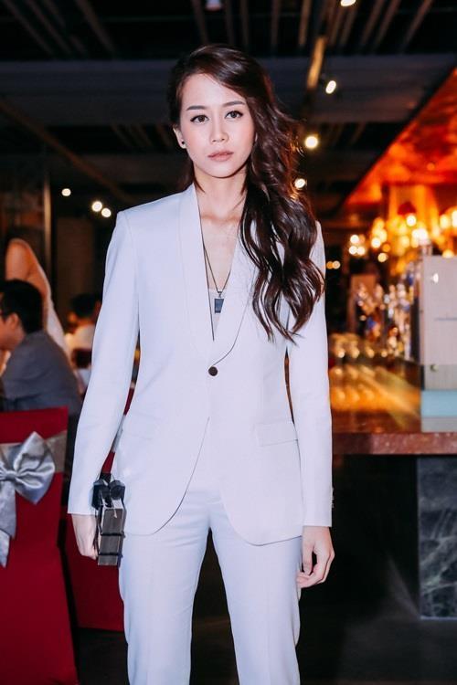 Thí sinh đội Phạm Hương khẳng định không có ý định quay lại vào đêm chung kết.