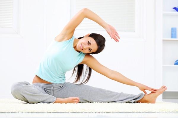 Các giải pháp sẽ hiệu quả hơn nếu kết hợp với tập thể dục đều đặn.