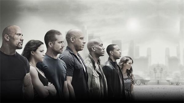 Vin Diesel trở thành hiện tượng nhờ siêu phẩm Fast&Furious.