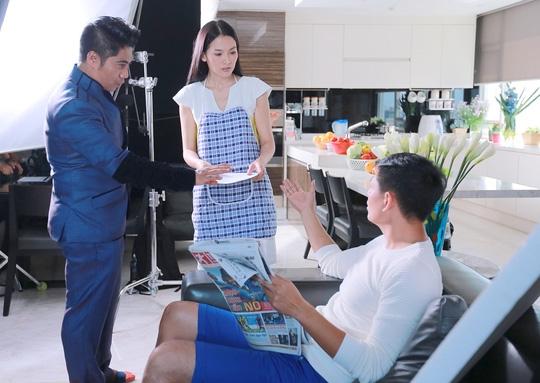 Về phần mình,nam diễn viên Bình Minh tiết lộ rằnganh cảm thấy rất háo hức khi có dịpthử sức ở một thị trường điện ảnh mới nhiều tiềm năng và cơ hội.