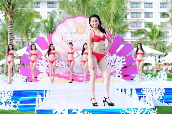 1m65 là mốc chiều cao thông thường ở các cuộc thi nhan sắc trong nước. Năm 2014, giữa hàng loạt đôi chân dài, thí sinh Bùi Thị Thu Trang vẫn lọt vào chung kết Hoa hậu Việt Nam với chiều cao chạm mốc 1m65. Nhưng may mắn không mỉm cười với nhan sắc này trong đêm thi quyết định.
