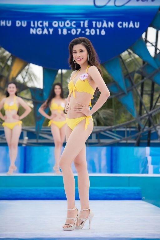 Nguyễn Thị Thành - cựu thí sinh The Face đội Phạm Hương.