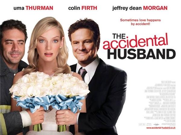 The Accidental Husband (2008): Cánh tay của Colin Firth như thế không phải là quá ngắn sao?