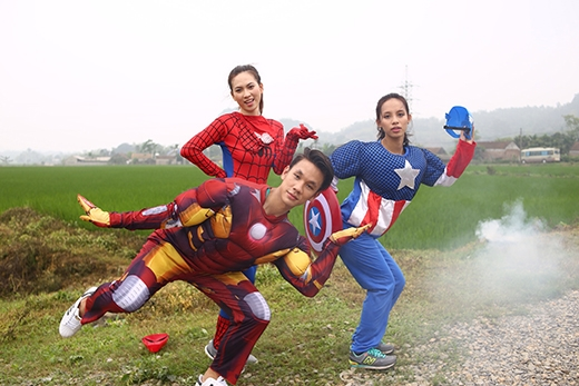 """Đội hình siêu anh hùng """"lỗi"""" nhất mọi thời đại."""