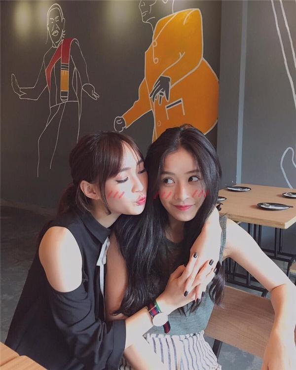 Cô là bạn thân thiết củaChi Pu.(Ảnh: Internet)
