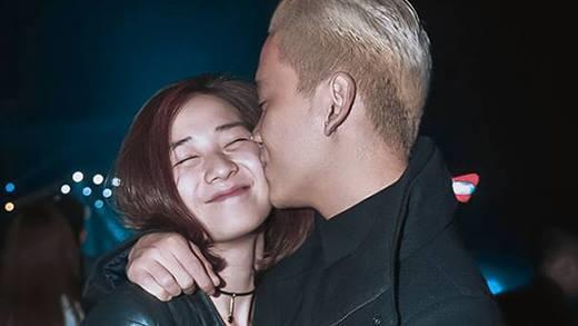 Phát hờn với 1097 ngày yêu nhau ngọt ngào cặp đôi JustaTee - Trâm Anh