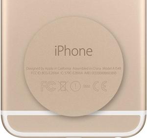 Dựa vào mã Modelở mặt lưng máy để xác định loại iPhone. (Ảnh: internet)