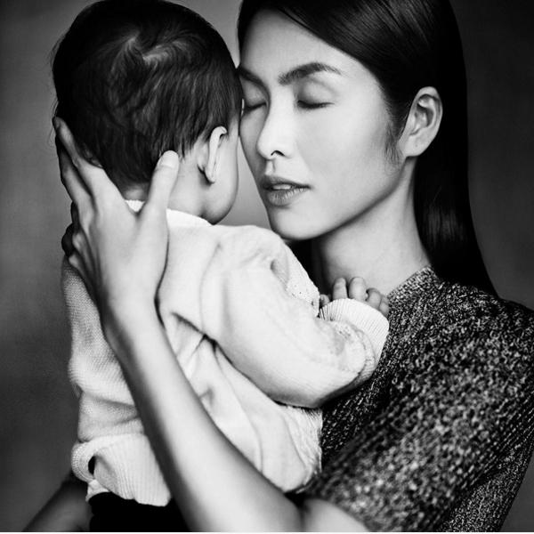 Những hình ảnh hiếm hoi về con trai được Hà Tăng chia sẻ với công chúng. - Tin sao Viet - Tin tuc sao Viet - Scandal sao Viet - Tin tuc cua Sao - Tin cua Sao