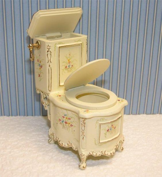 """Nhà vệ sinh""""ngọt ngào"""" dành riêngcho các""""tiểu thư""""."""