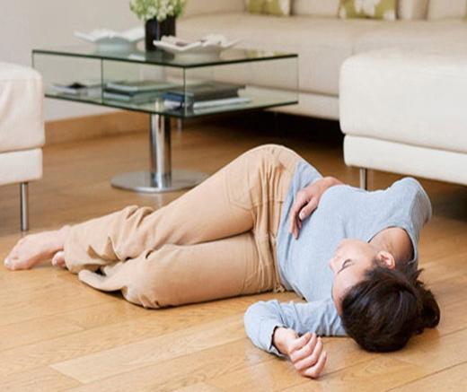 Hầu hết mọi người đều cảm thấy bất lực khicơn đau tim bộc phát.