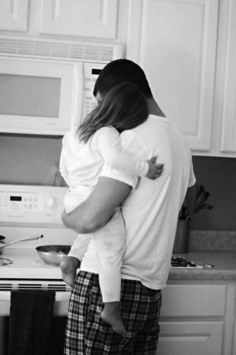 Ông bố này rất tâm lí và yêu thương con gái của mình.