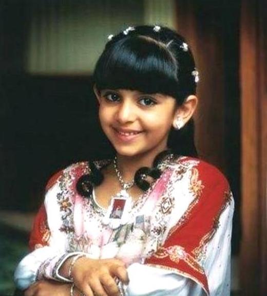 Công chúa Fatima sinh năm 1994 lại có nét tinh nghịch năng động rất đáng yêu.