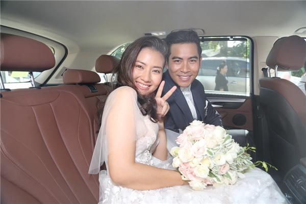 Nụ cười hạnh phúc của cặp đôi Ngọc Lan - Thanh Bình. - Tin sao Viet - Tin tuc sao Viet - Scandal sao Viet - Tin tuc cua Sao - Tin cua Sao