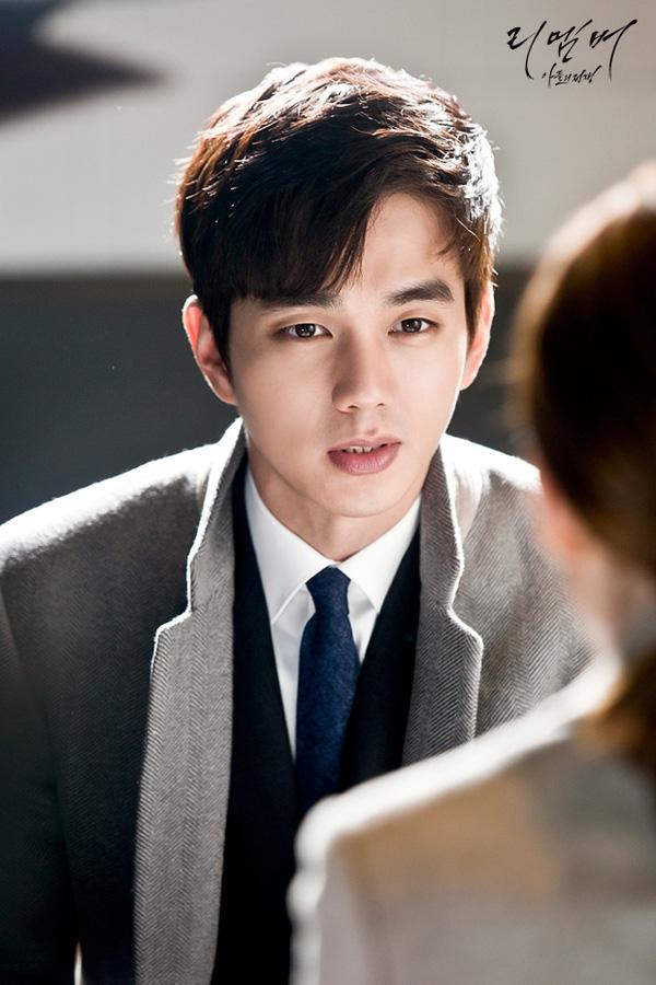 Yoo Seung Ho, nam diễn viên tài năng và được