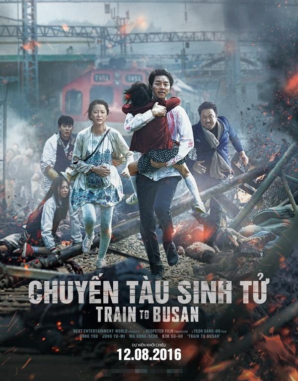 Chuyến tàu sinh tử là bộ phim bom tấn đầu tiên của Hàn Quốc về đề tài xác sống do Yeon Sang Ho làm đạo diễn. Trên chuyến tàu từ Seoul tới Busan bình thường như mọi ngày,thảm kịch đã xảy ra khi một hành khách nữ có những triệu chứng kì dị, cô ta nổi điên cắn người và khiến căn bệnh lây lan cho những hành khách khác. Đó chính là khởiđầu của dịch bệnh kinh hoàng biến nạn nhân thành xác sống.