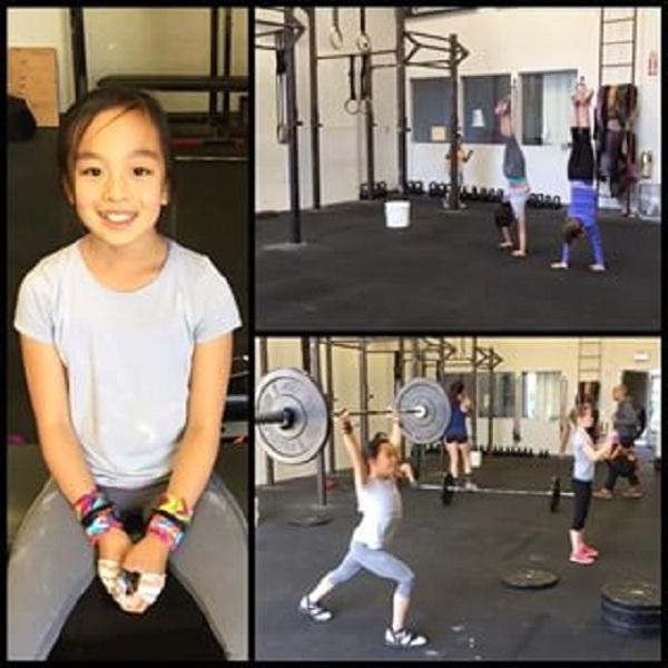 Elle đang là vận động viên vô cùng triển vọng cho giải đấu USAG Junior Olympic Gymnast.