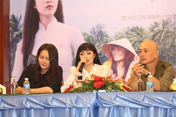 Đang mang bầu Phan Như Thảo vẫn bị Phương Thanh
