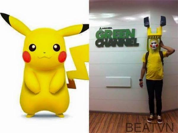 Hãy cùng nhau đi bắt Pikachu nào.(Ảnh: Internet)