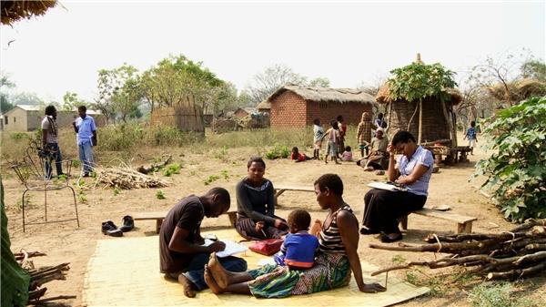 Phía Nam Malawi là vùng đất nhiều dân nghèo sinh sống và còn những tục lệ lạđời.(Ảnh: Internet)