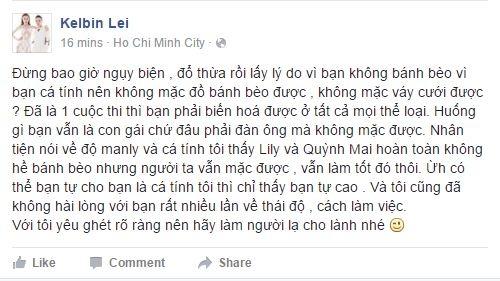Phạm Hương đang quá ảo tưởng về sức mạnh tại The Face?