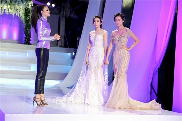 Vòng loại thí sinh trong tập 6 của The Face Vietnam 2016.