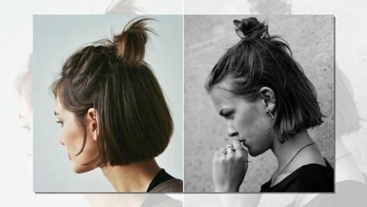 4 kiểu tóc ngắn cực xinh đáng để