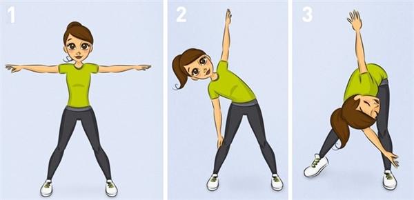 10 bài tập buổi sáng giúp tăng cường năng lượng