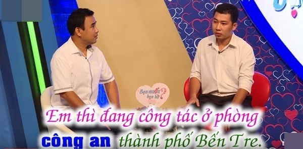 Minh Nguyên chia sẻ rằng anh 26 tuổi, hiện đang làm công an ở Bến Tre, đã có mối tình 5 năm với một người phụ nữ.