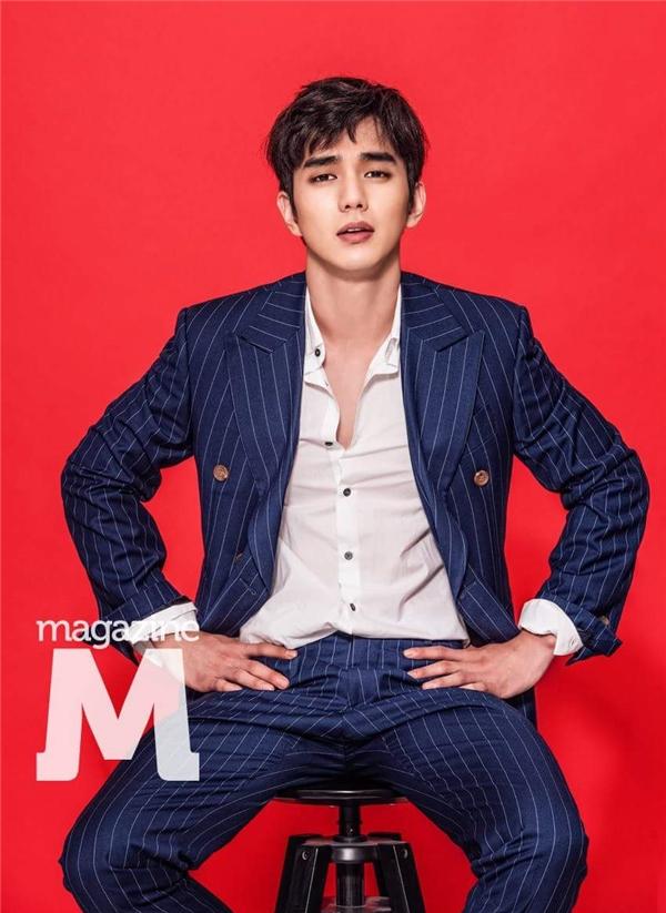 Yoo Seung Ho với diện mạo của một diễn viên trưởng thành. (Ảnh: Internet)