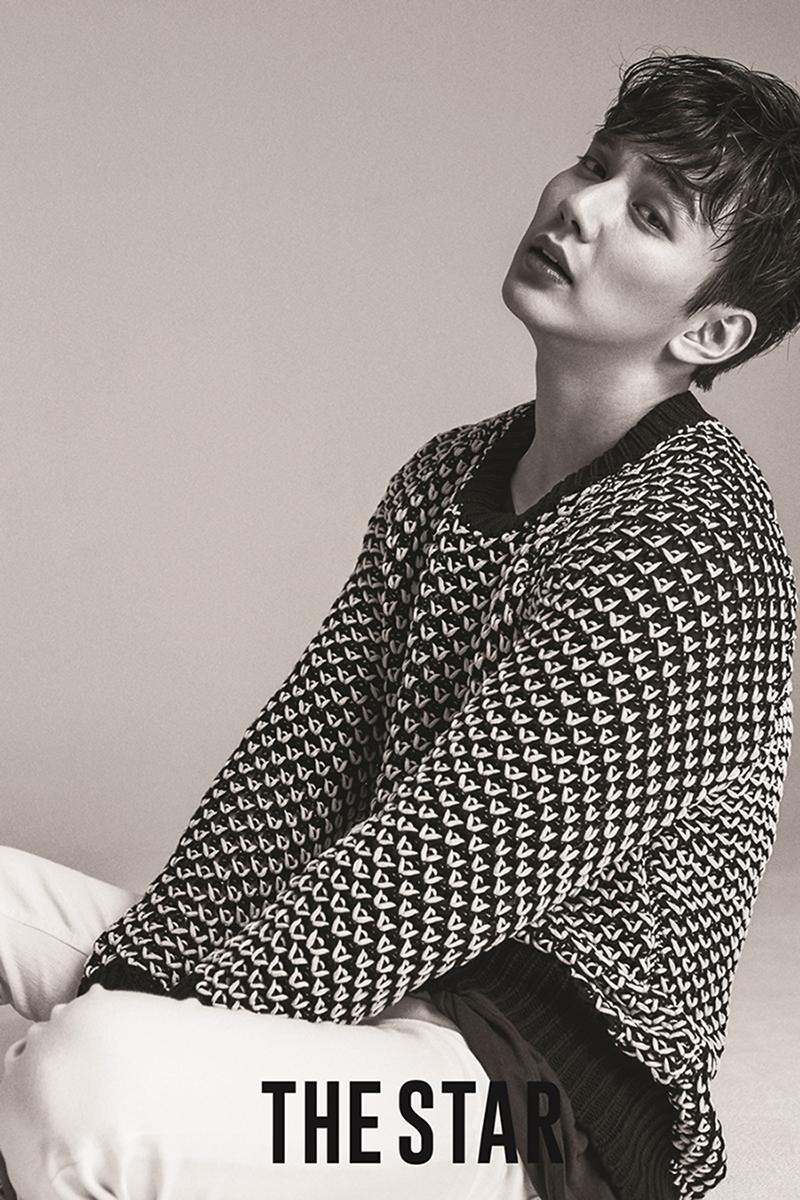 Yoo Seung Ho mongmuốn trở thành một diễn viên đáng tin cậy và có thể mang lại hạnh phúc cho người khác. (Ảnh: Internet)