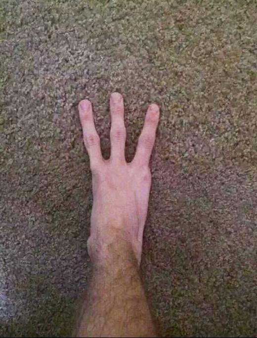 ...hay ba ngón, bạn sẽ cảm thấy thế nào?