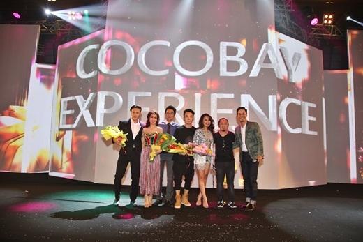 Mãn nhãn sự kiện giải trí Cocopay Experience