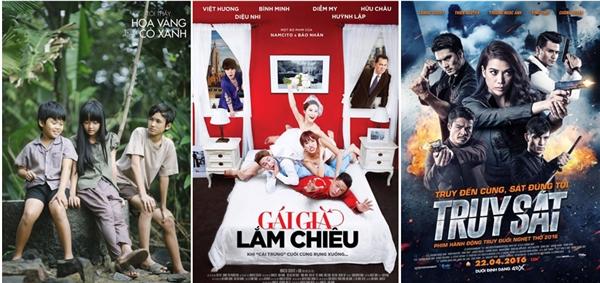 Tuấn tham gia làm Animation 3D cho các phim Việt đình đám.