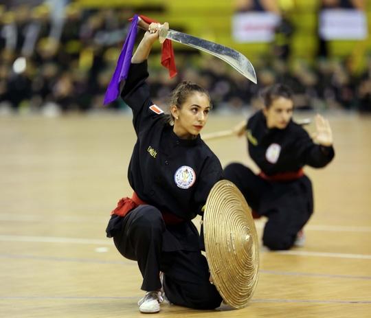 Các nữ võ sĩ Pháp