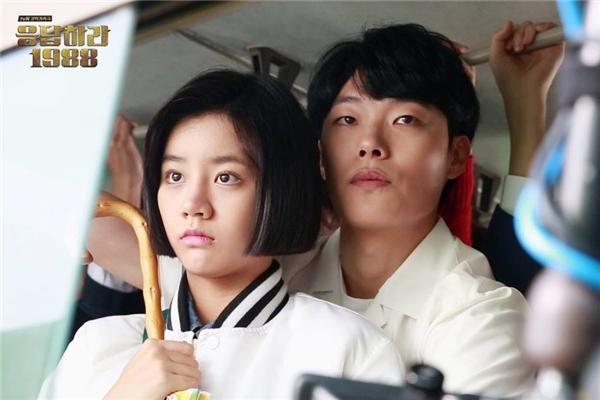 Jung Hwan đãkhông dành được tình cảm của nữ chính. (Ảnh: Internet)