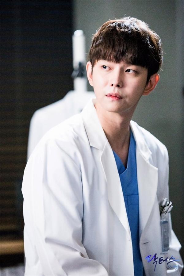 Vai nam thứ chưa từng thấy trong phim Hàn - Jung Yoon Do. (Ảnh: Internet)