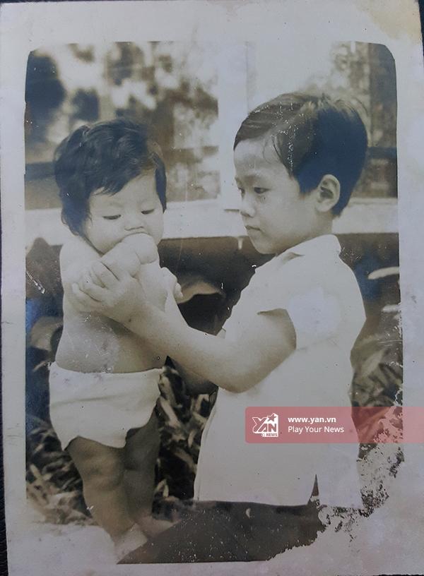 Ngoài mẹ, anh Hai là người đã chăm sóc Ngọc Lan và luôn dành cho cô những điều tốt đẹp nhất. - Tin sao Viet - Tin tuc sao Viet - Scandal sao Viet - Tin tuc cua Sao - Tin cua Sao