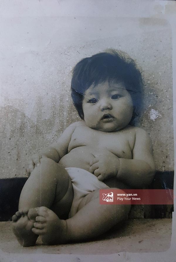 Độc quyền: Hình ảnh thú vị về tuổi thơ