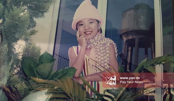 Nữ diễn viên được nhiều khán giả khen ngợi về nhan sắc thuở bé. - Tin sao Viet - Tin tuc sao Viet - Scandal sao Viet - Tin tuc cua Sao - Tin cua Sao