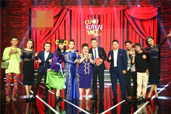 Với những hé lộ về cáctiểu phẩm của top 4 Cười Xuyên Việt, có thể thấy tập 10 chương trình sẽ là một đêm thi hấp dẫn, không thể bỏ qua.